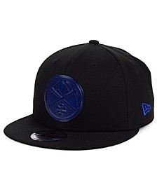 Denver Nuggets Metal Crackle 9FIFTY Cap