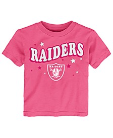 Toddlers Oakland Raiders My Team T-Shirt