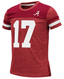 Big Girls Alabama Crimson Tide Mink T-Shirt