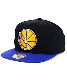 Golden State Warriors Team 2 Tone Snapback Cap