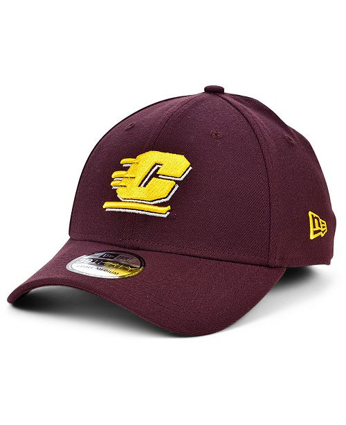 New Era Central Michigan Chippewas College Classic 39THIRTY Cap