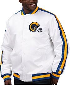 Men's Los Angeles Rams The D-Line Starter Satin Jacket