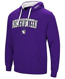 Men's Northwestern Wildcats Arch Logo Hoodie