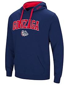 Men's Gonzaga Bulldogs Arch Logo Hoodie
