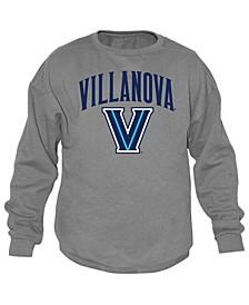 Men's Villanova Wildcats Midsize Crew Neck Sweatshirt