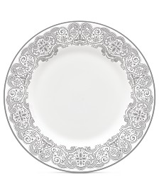 Waterford Lismore Lace Platinum Salad Plate