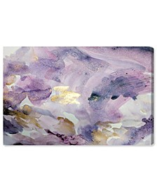 Carried Away Amethyst Canvas Art Collection
