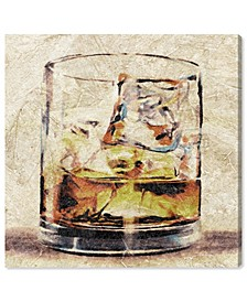 Scotch Glass Canvas Art Collection