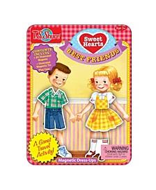 Sweetheart Dolls Magnetic Dress-Ups Mini Tin