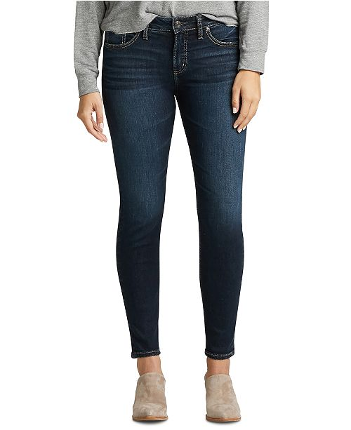 Silver Jeans Co. Avery Curvy Skinny Jean