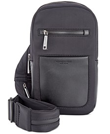 Delancey Tech Nylon Shoulder Bag
