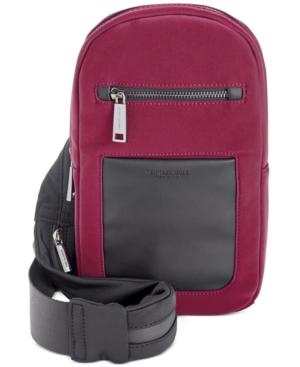 Kenneth Cole New York Delancey Tech Nylon Shoulder Bag