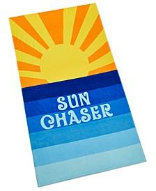 Sun Chaser Beach Towel, Created for Macy's