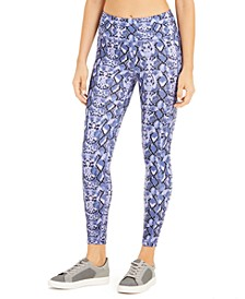 Python-Print Leggings, Created For Macy's