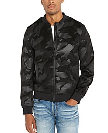 Men's Metallic Camo Jacket