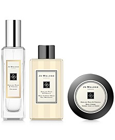 3-Pc. English Pear & Freesia Gift Set