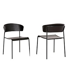 Zeph Dining Chair, Set of 2