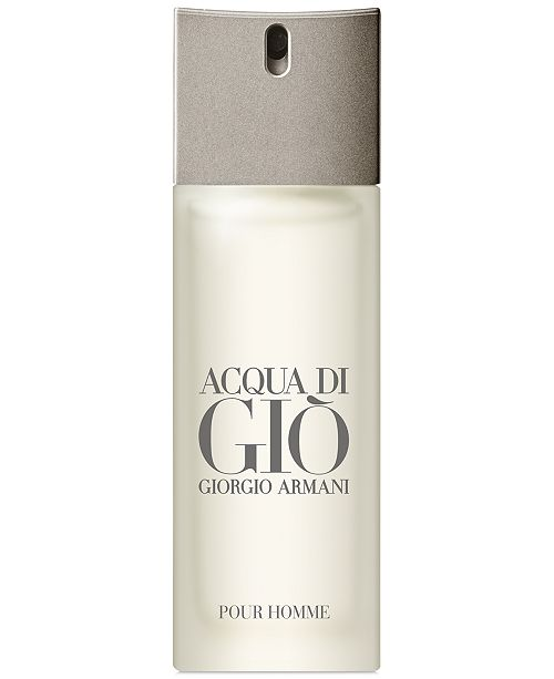 Giorgio Armani Acqua di Giò Pour Homme Eau de Toilette Travel Spray, 0.67-oz.