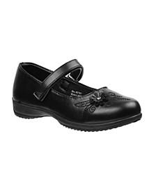 Big Girls School Shoes