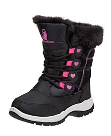 Toddler Girls Snow Boots