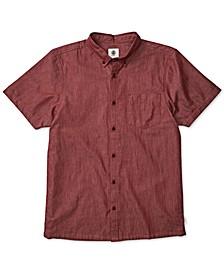 Men's Vega Short Sleeve Woven