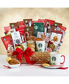 Starbucks For the Whole Crew Gift