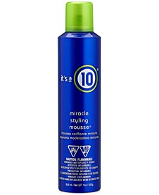 Miracle Styling Mousse, 9-oz., from PUREBEAUTY Salon & Spa