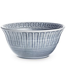 Classic Brush Cereal Bowl, Created for Macy's