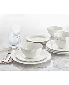 Classic Baroque 12-Pc. Dinnerware Set, Service for 4, Created for Macy's