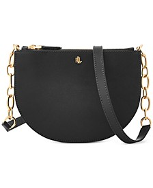 Smooth Leather Sutton Crossbody