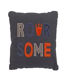 Roarsome Decorative Pillow