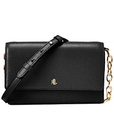 Medium Winston Leather Crossbody