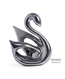 Swan Decorative Figurine