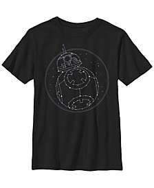 Big Boys BB-8 Star Constellation Short Sleeve T-Shirt