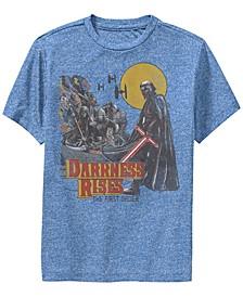 Big Boys Kylo Ren The First Order Darkness Rises Short Sleeve T-Shirt