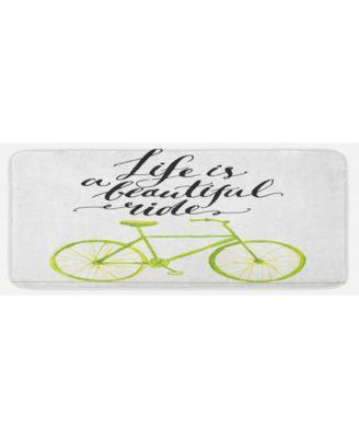 Bicycle Kitchen Mat