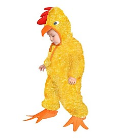 Big and Toddler Girls and Boys Chick Costume