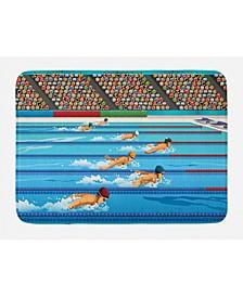 Olympics Bath Mat