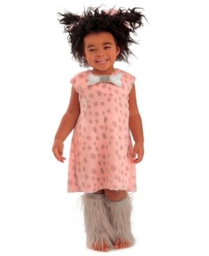 BuySeasons Baby Girls Cavebaby Costume