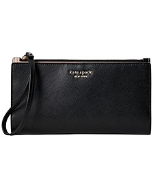 Spencer Continental Wristlet