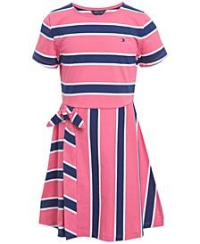 Big Girls Striped Dress