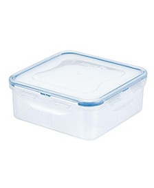 Easy Essentials 29-Oz. On the Go Divided Square Food Storage Container