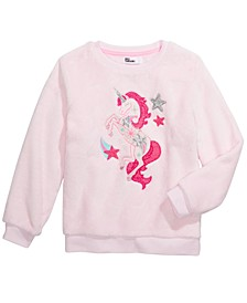 Toddler Girls Unicorn Sweatshirt, Created For Macy's