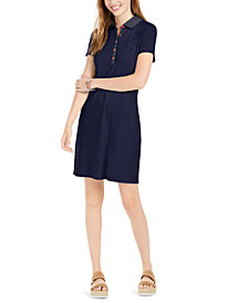 Tommy Hilfiger Polo Shift Dress