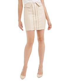 Seraphine Moto Skirt