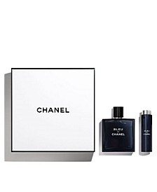 Men's 2-Pc. BLEU DE CHANEL Eau de Parfum Twist & Spray Set