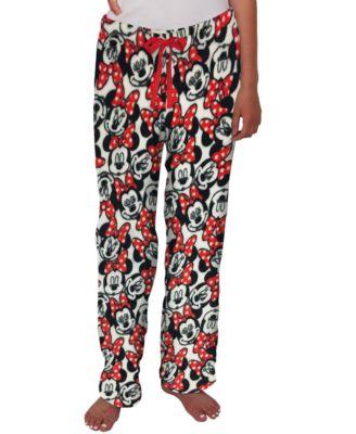 Disney Mickey Mouse Capri Lounge Pants Sleepwear Plus Size 2X 18w-20w  FREE SHIP