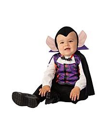 Baby Girls and Boys Vampire Deluxe Costume