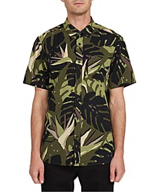 Men's Mentawais Fern Short Sleeve Shirt