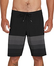 "Men's Quarta Static Stoney 20"" Swim Trunks"